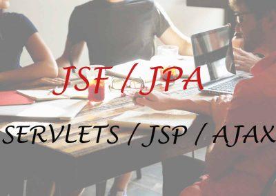 Programación Web Con Servlets, JSPs, AJAX, JSF y JPA