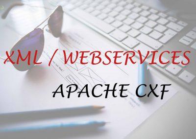 Xml, Webservices y Apache CXF