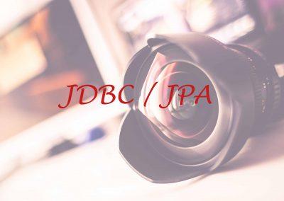 Programación JDBC y JPA