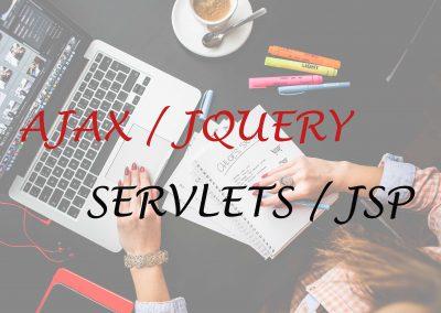 Programación Web Con Servlets, JSPs, AJAX y JQuery