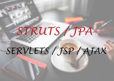 Programación Web Con Servlets, JSPs, AJAX, Struts y JPA