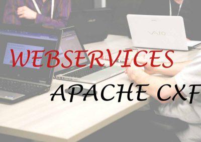 Webservices y Apache CXF